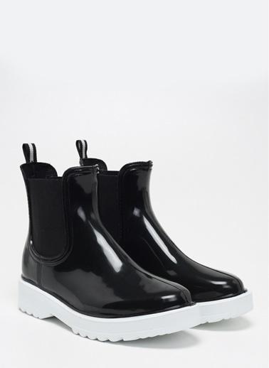D by Divarese Yağmur Botu Siyah